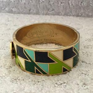 Spartina 449 Enamel Bracelet